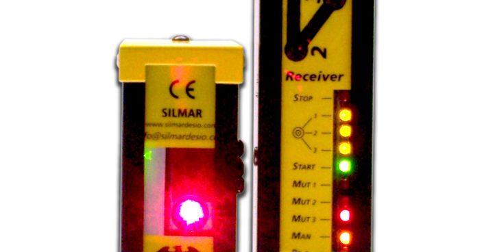 Barriere laser 3 raggi per presse piegatrici